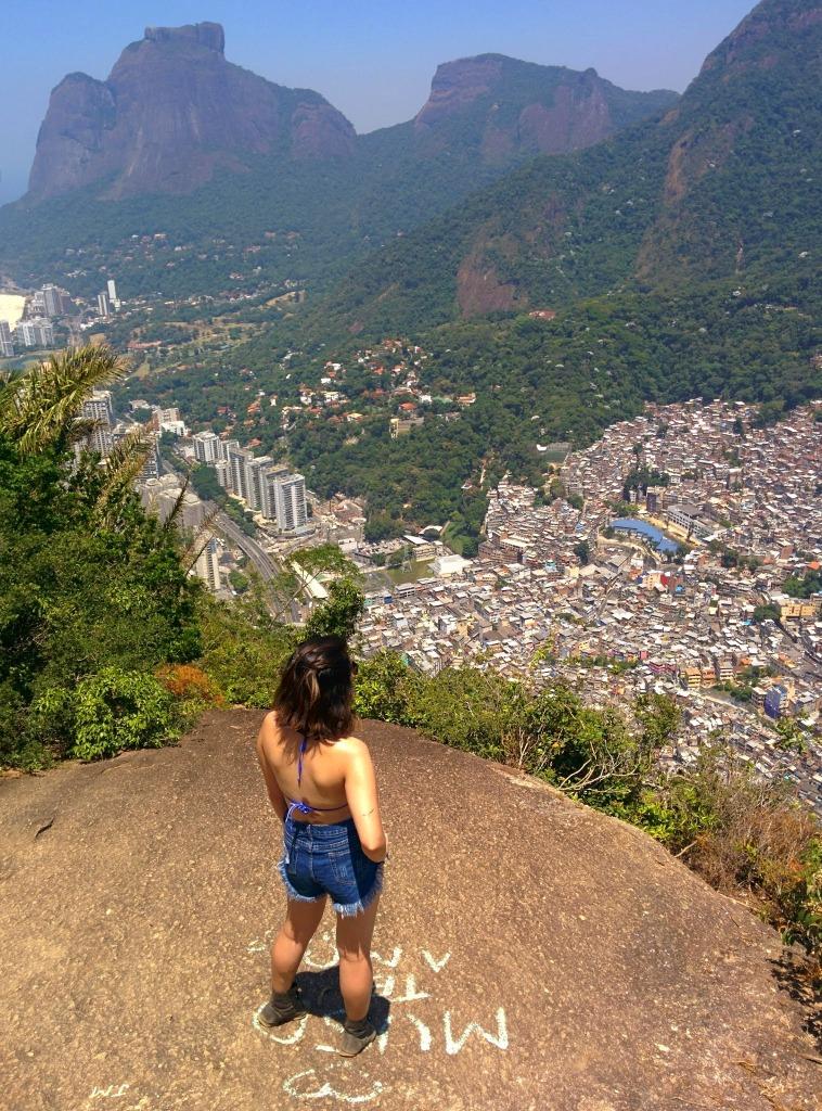 Rocinha do Morro Dois Irmãos