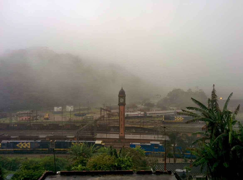 Torre do Relógio Paranapiacaba