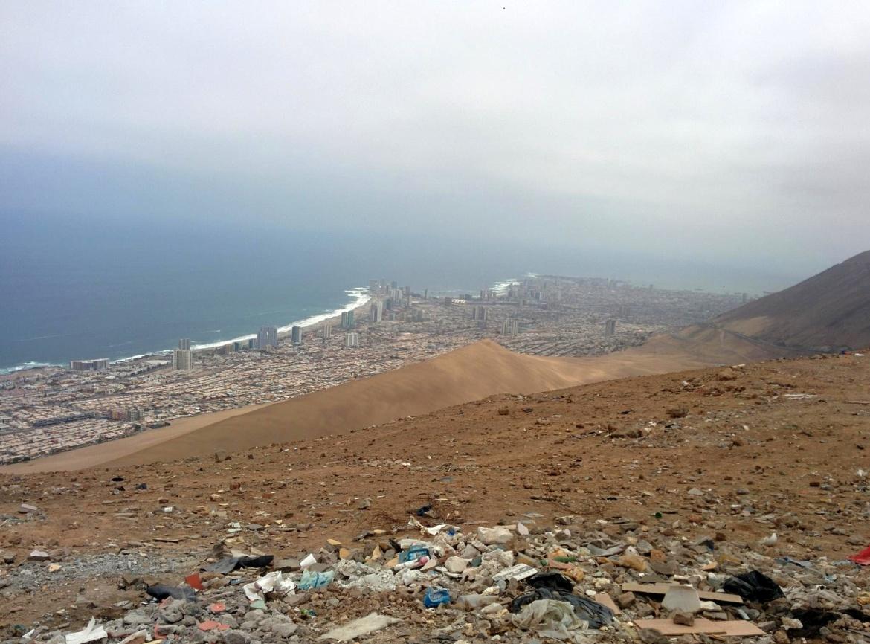 Alto Hospício, a cidade esquecia da Província de Iquique