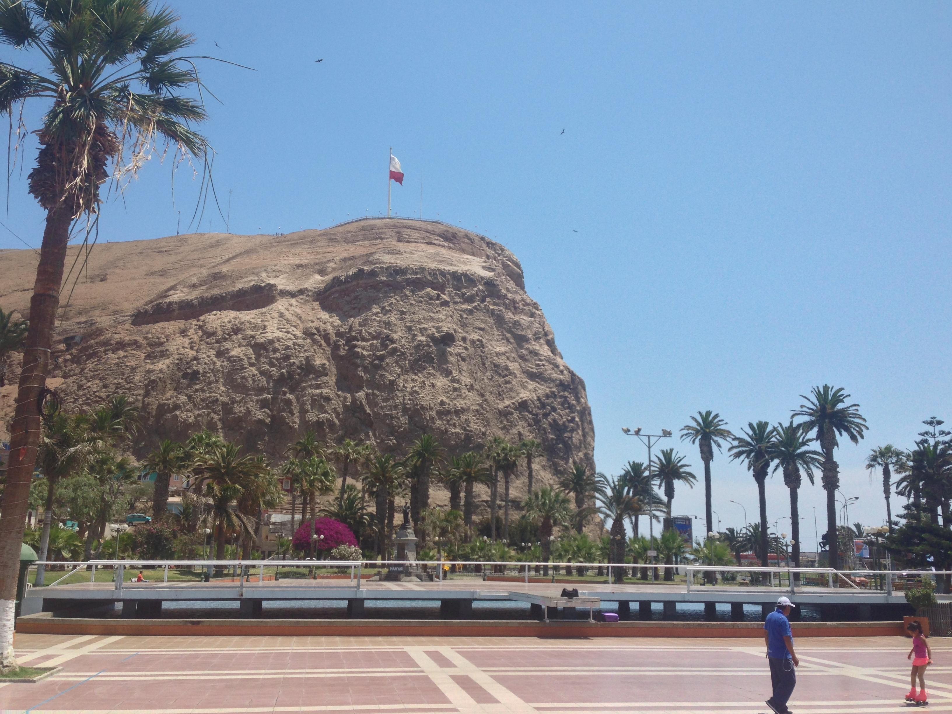 Morro de Arica 02