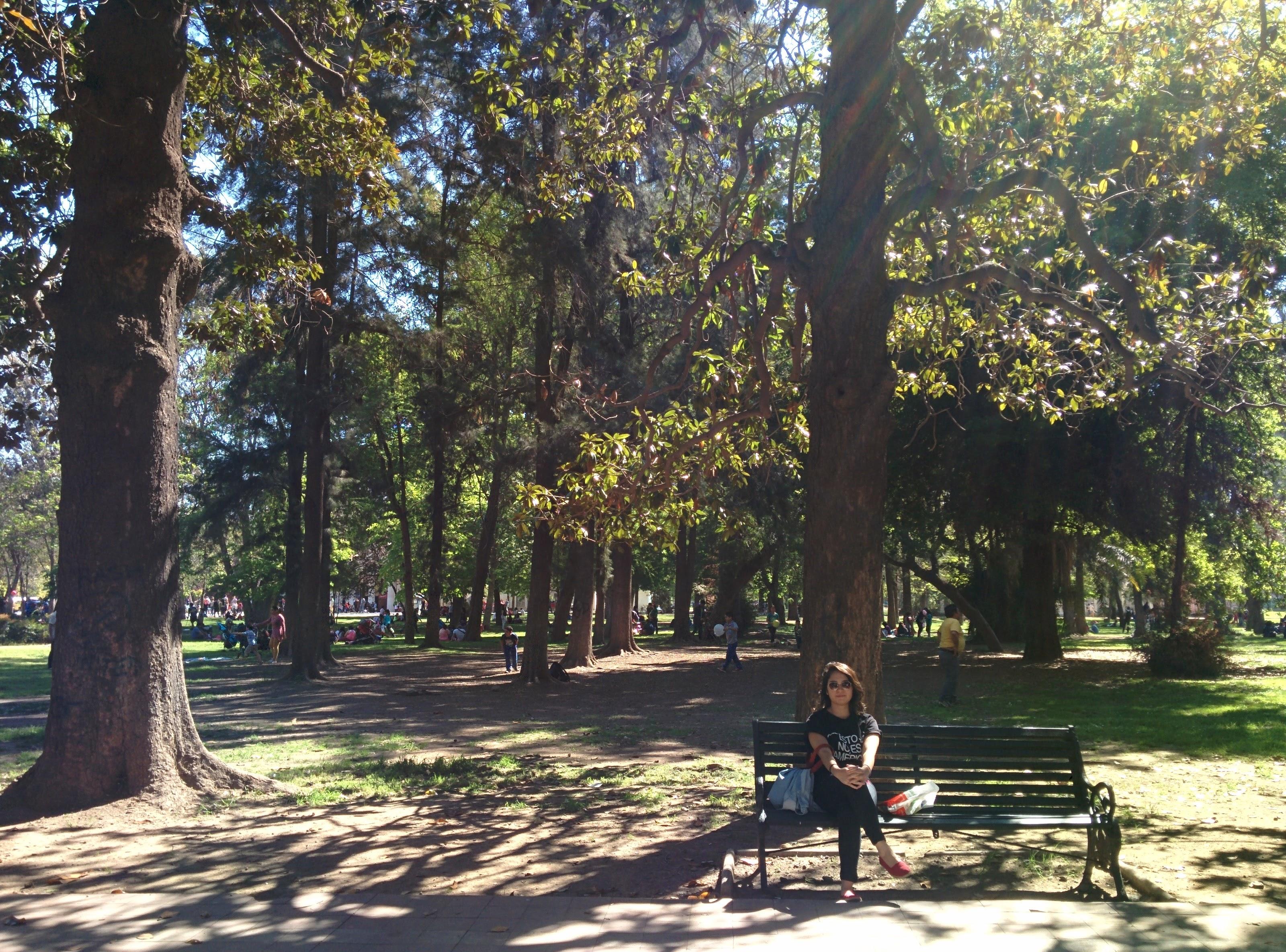 Parque Quinta Normal 02