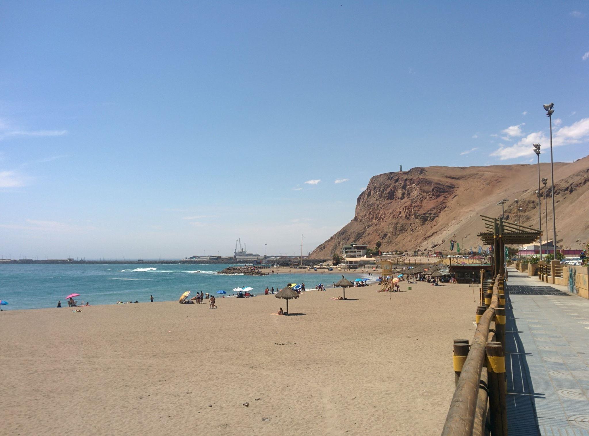 Praias de Arica 03