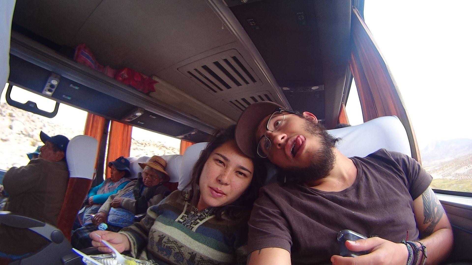 Travessia Arica La Paz