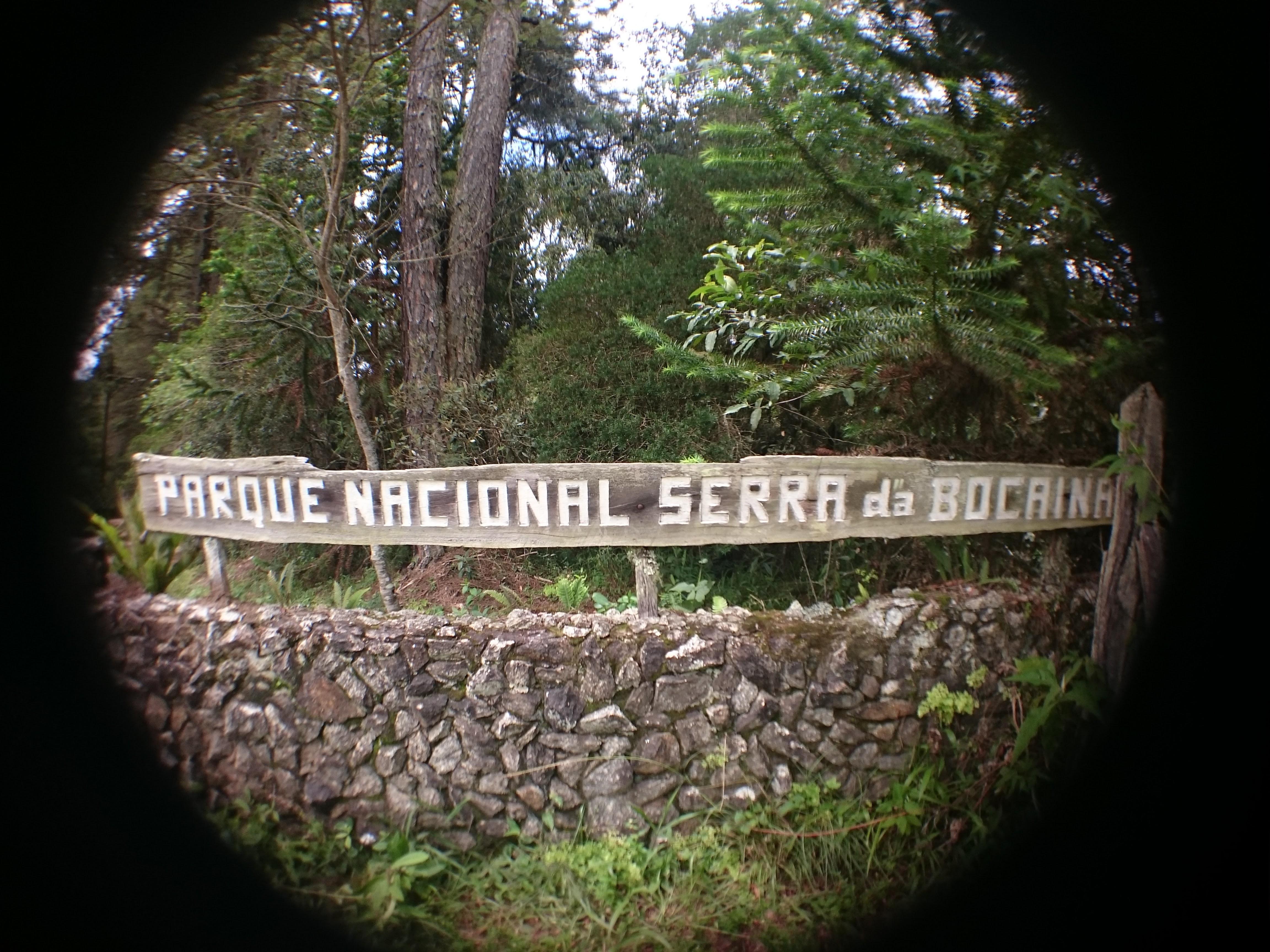 Parque Nacional Serra da Bocaina