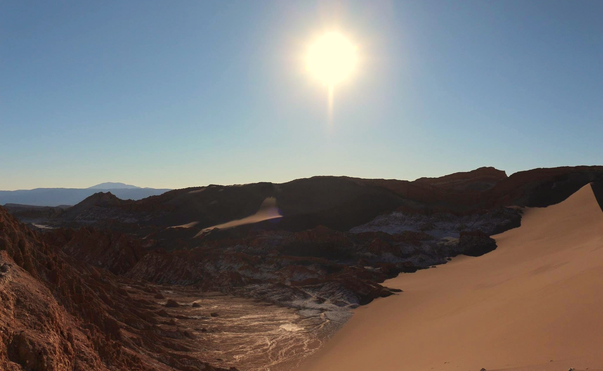 Valle de La Luna, até hoje me pergunto se esse lugar é real!