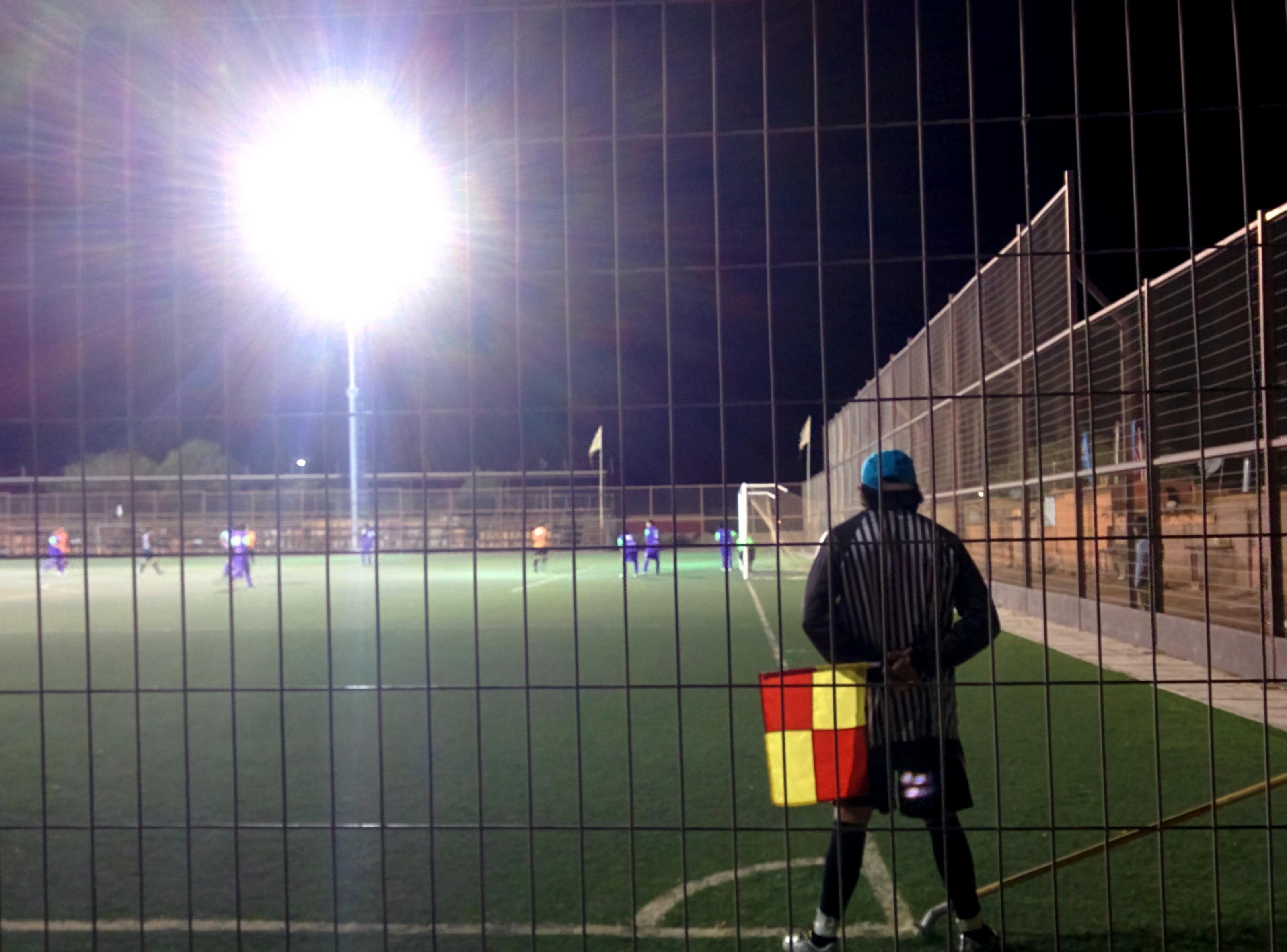 Futebol em San Pedro de Atacama