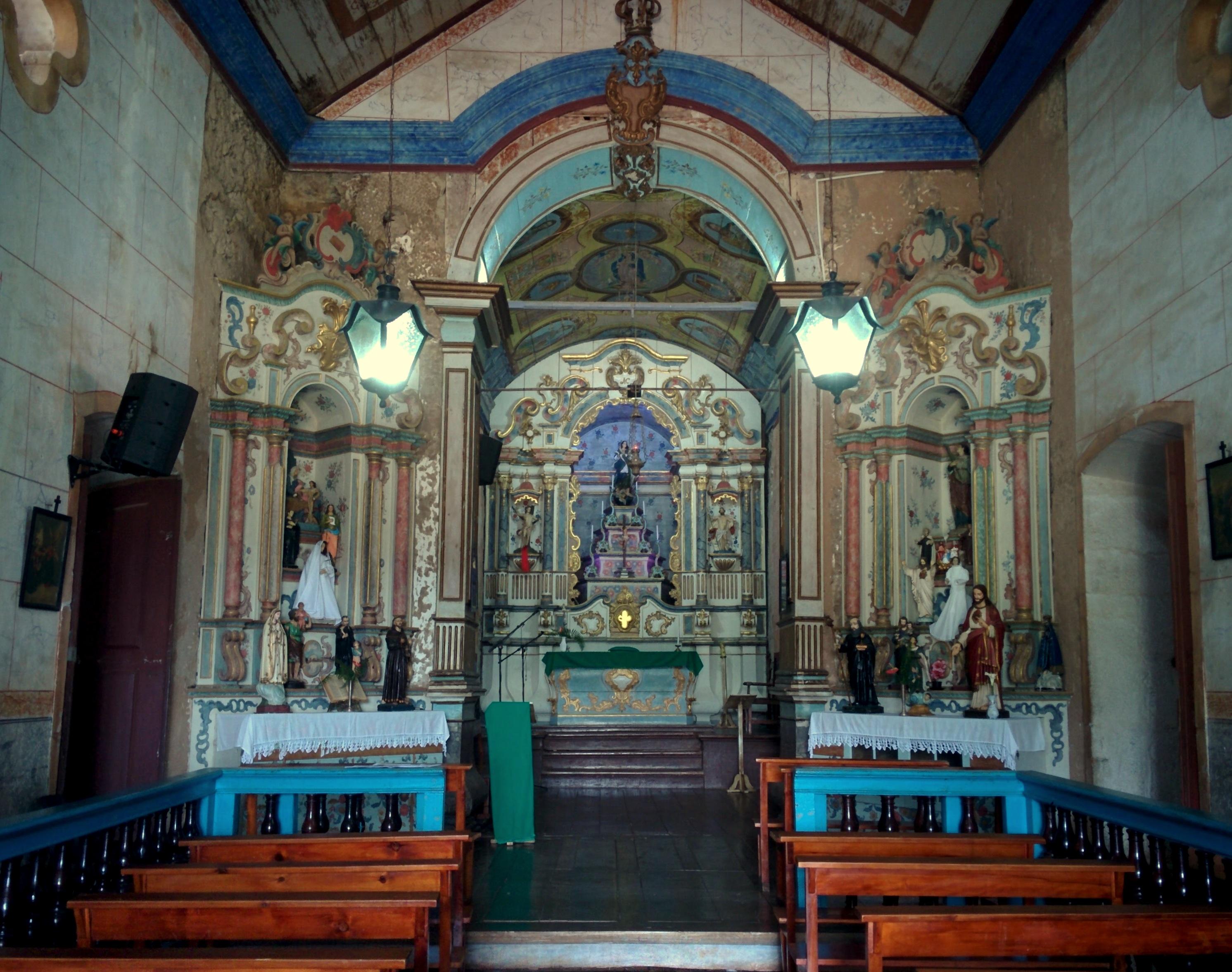 Igreja Nossa Senhora de Ibitipoca
