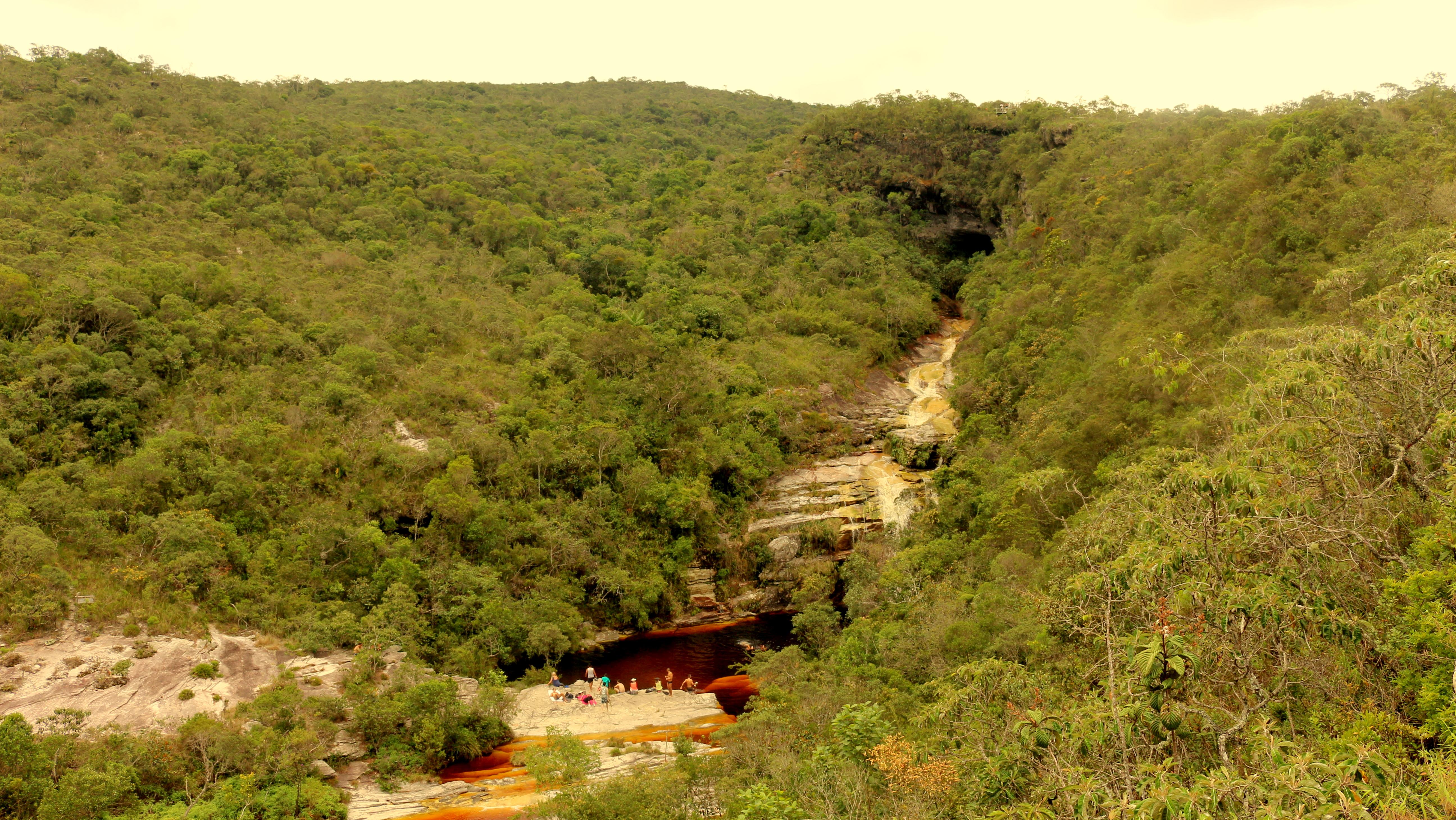 Mirante da Cachoeira dos Macacos