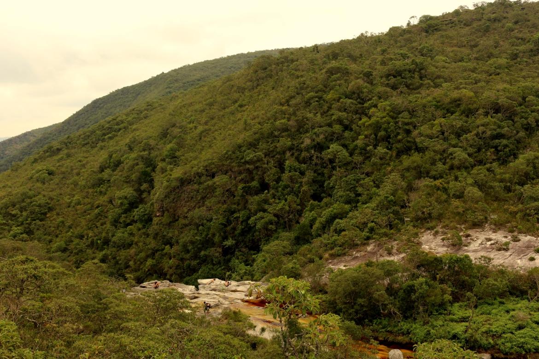 Ibitipoca - Mirante da Cachoeira dos Macacos 01