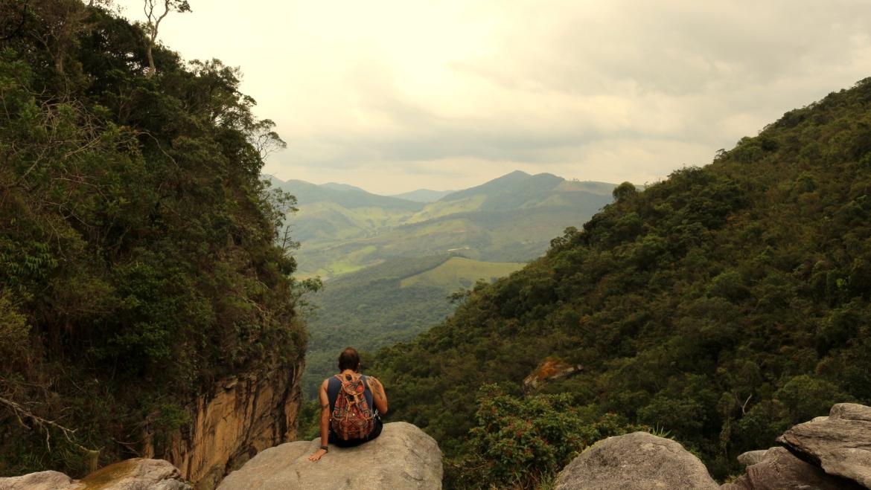 Ibitipoca - Mirante da Cachoeira dos Macacos 02