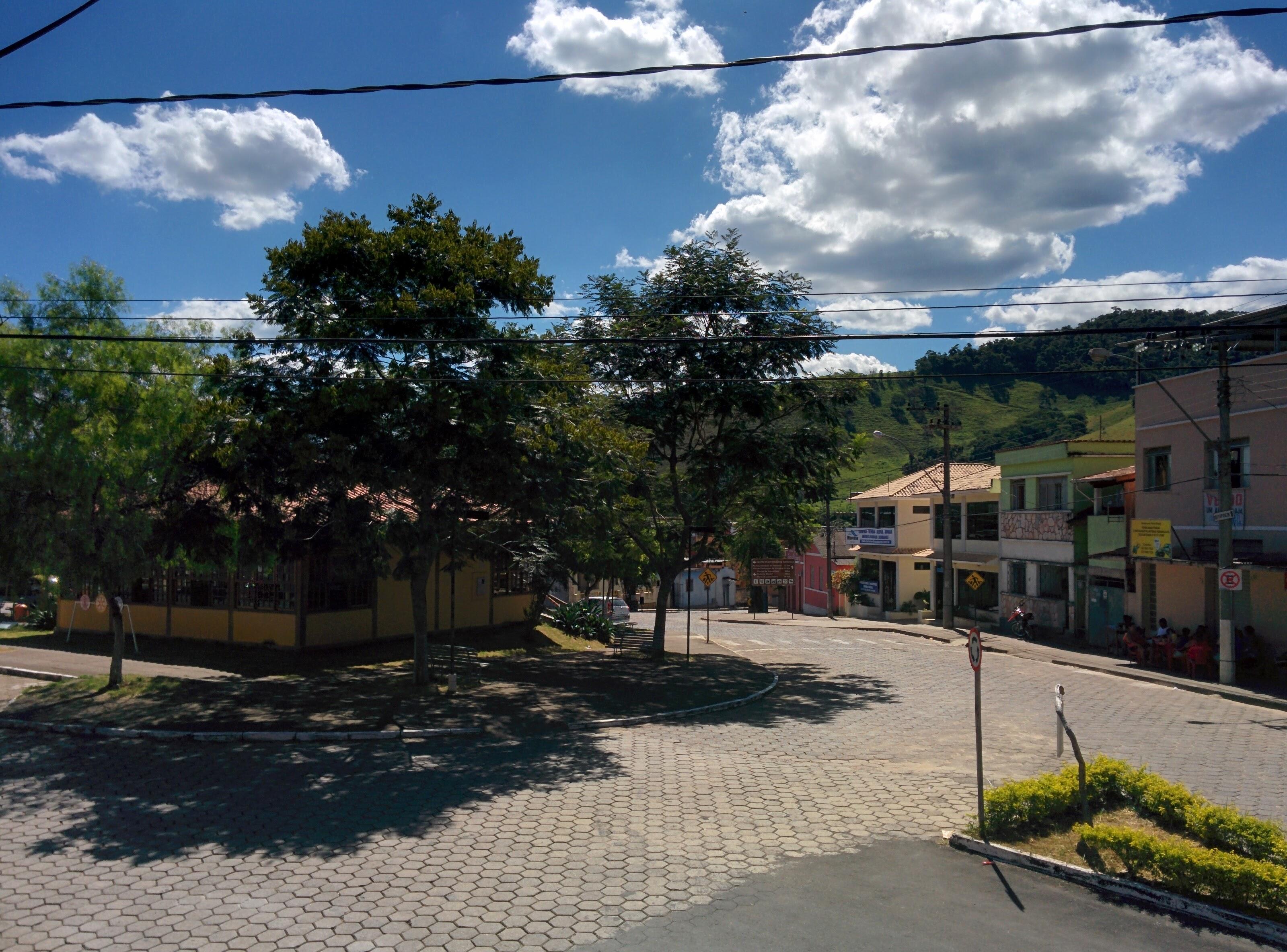 Um clima bem bão em Lima Duarte