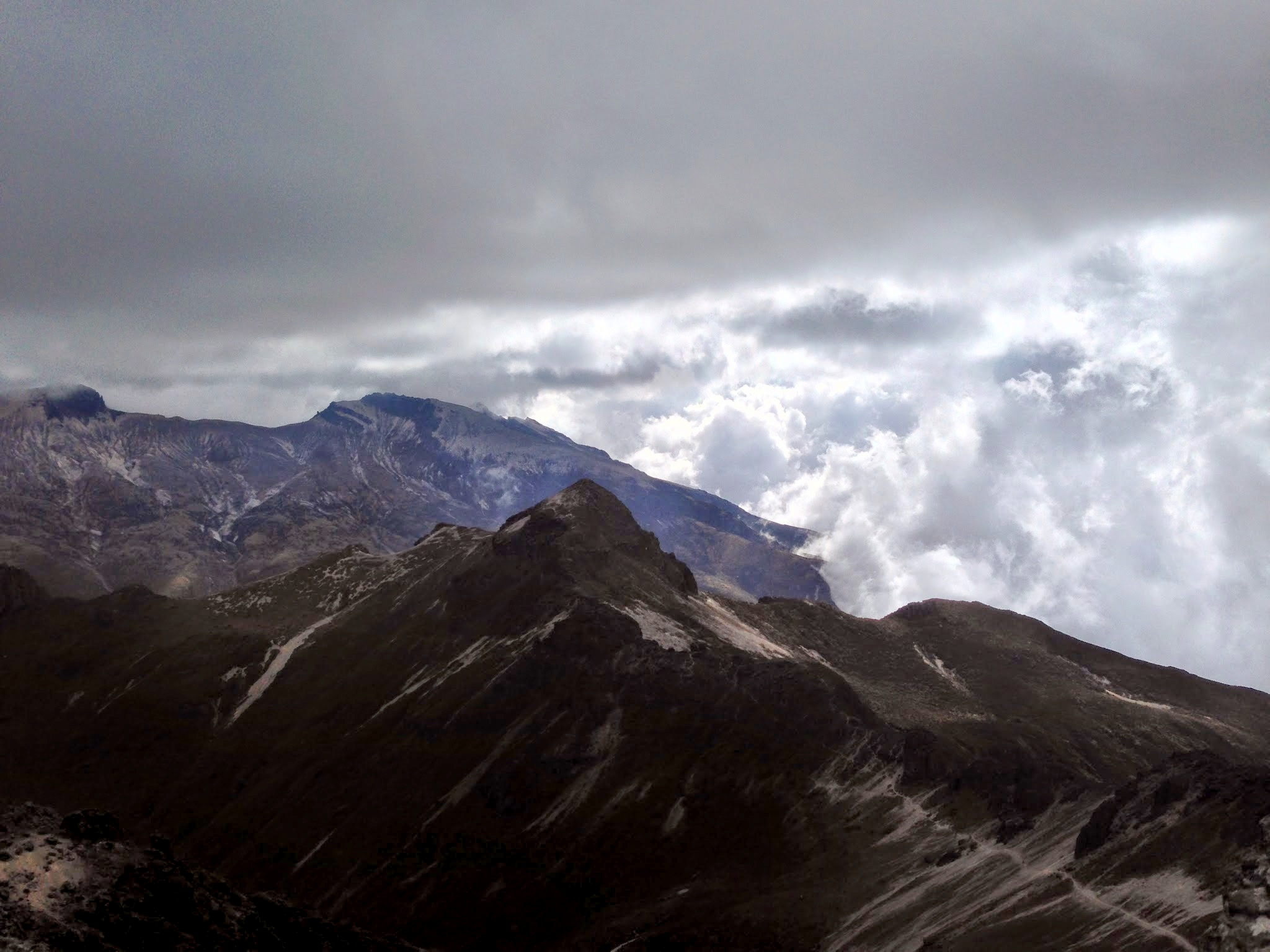 Onde Quito toca o Céu