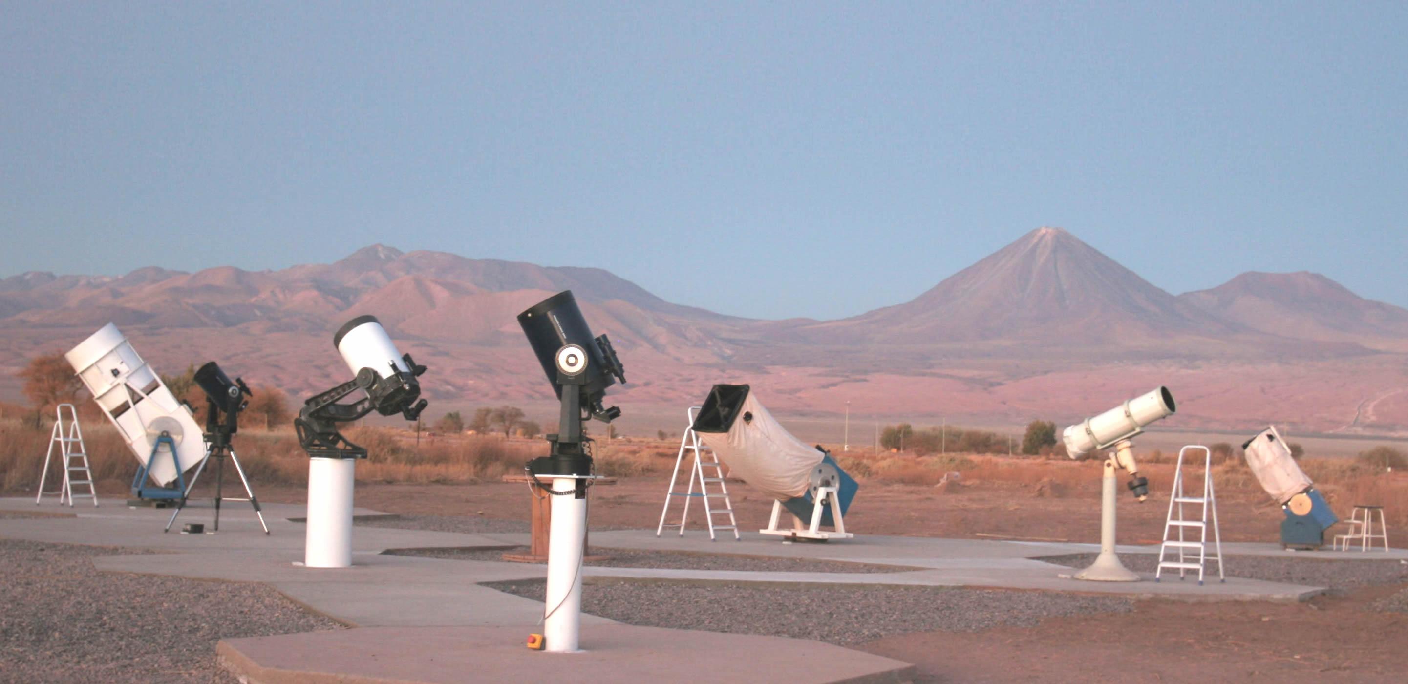 Telescopios Space Obs