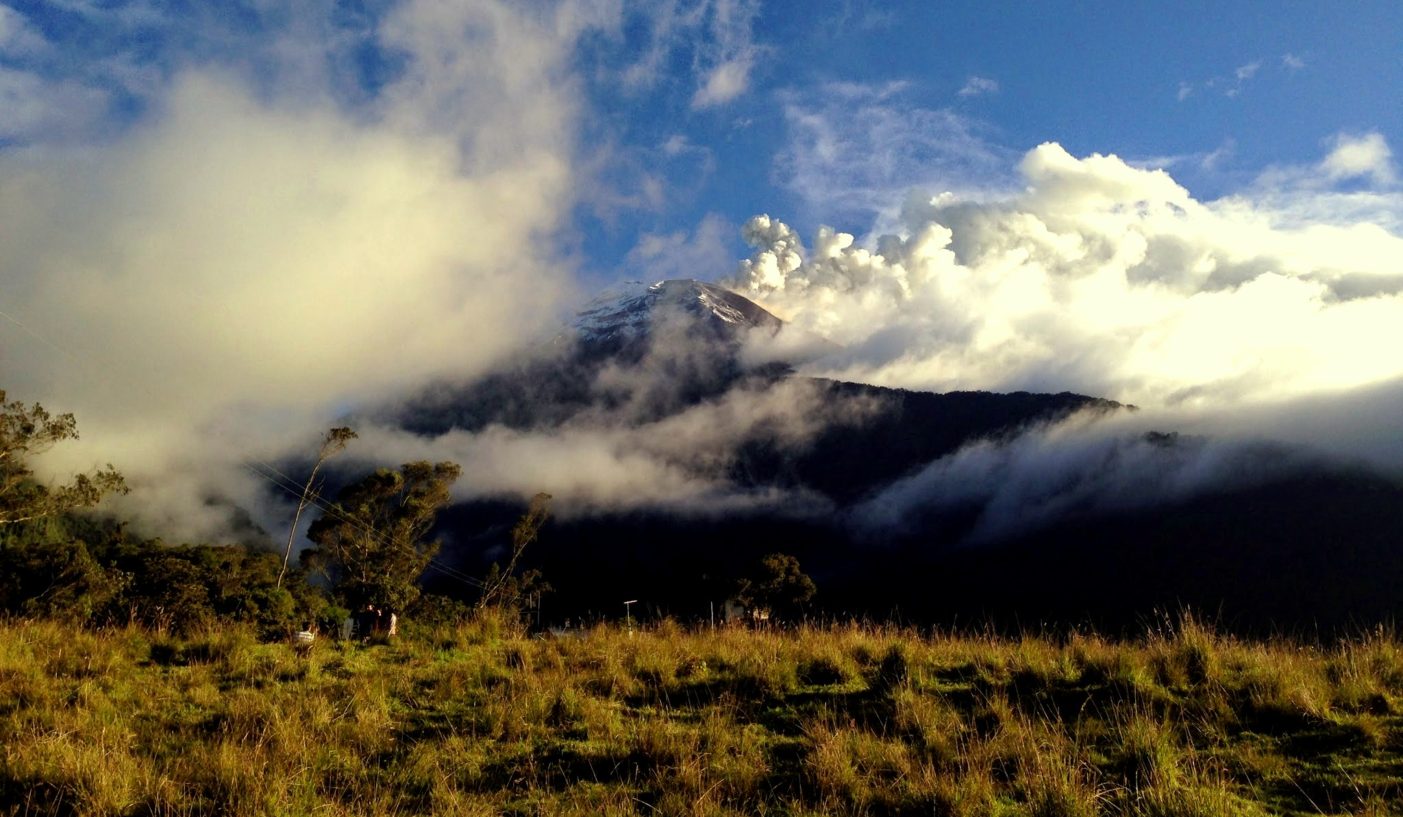 Vulcão Tungurahua