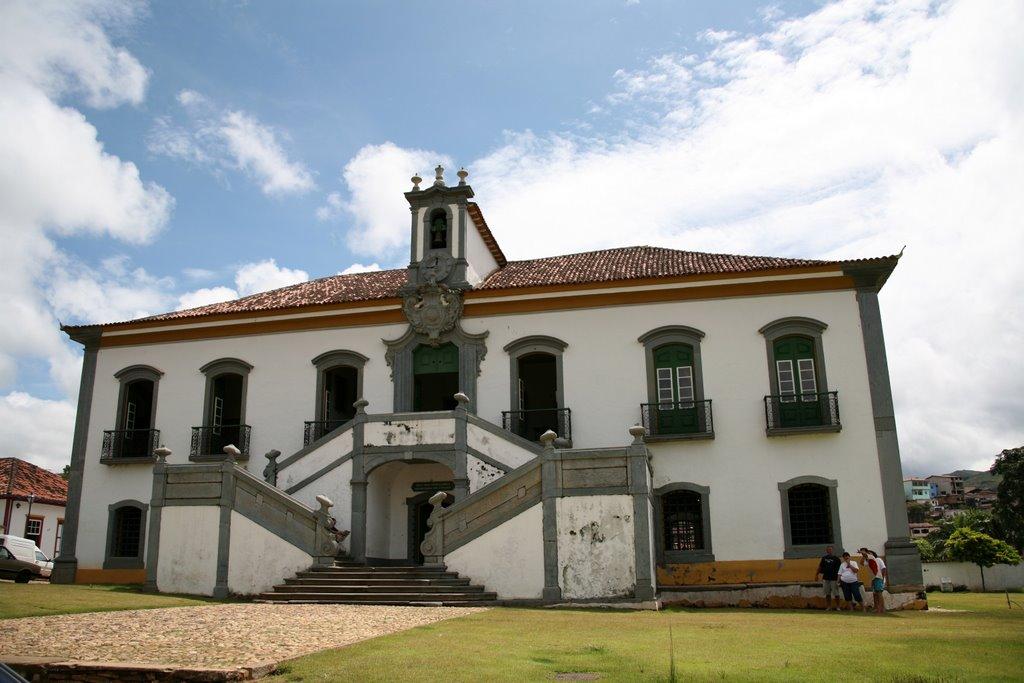 Casa de Câmera e Cadeia