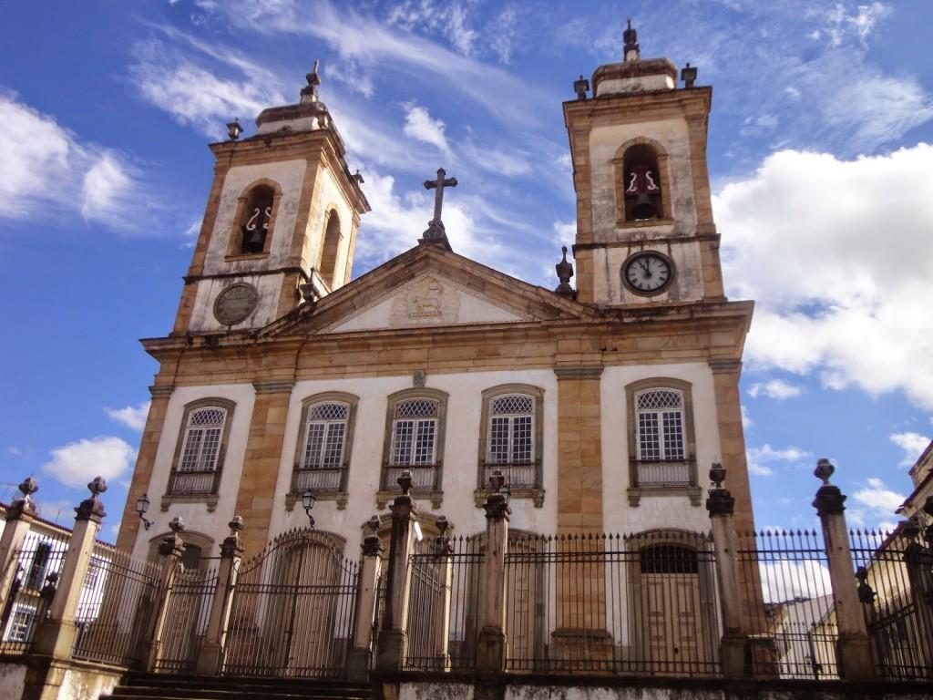 Catedral Basílica de Nossa Senhora do Pilar