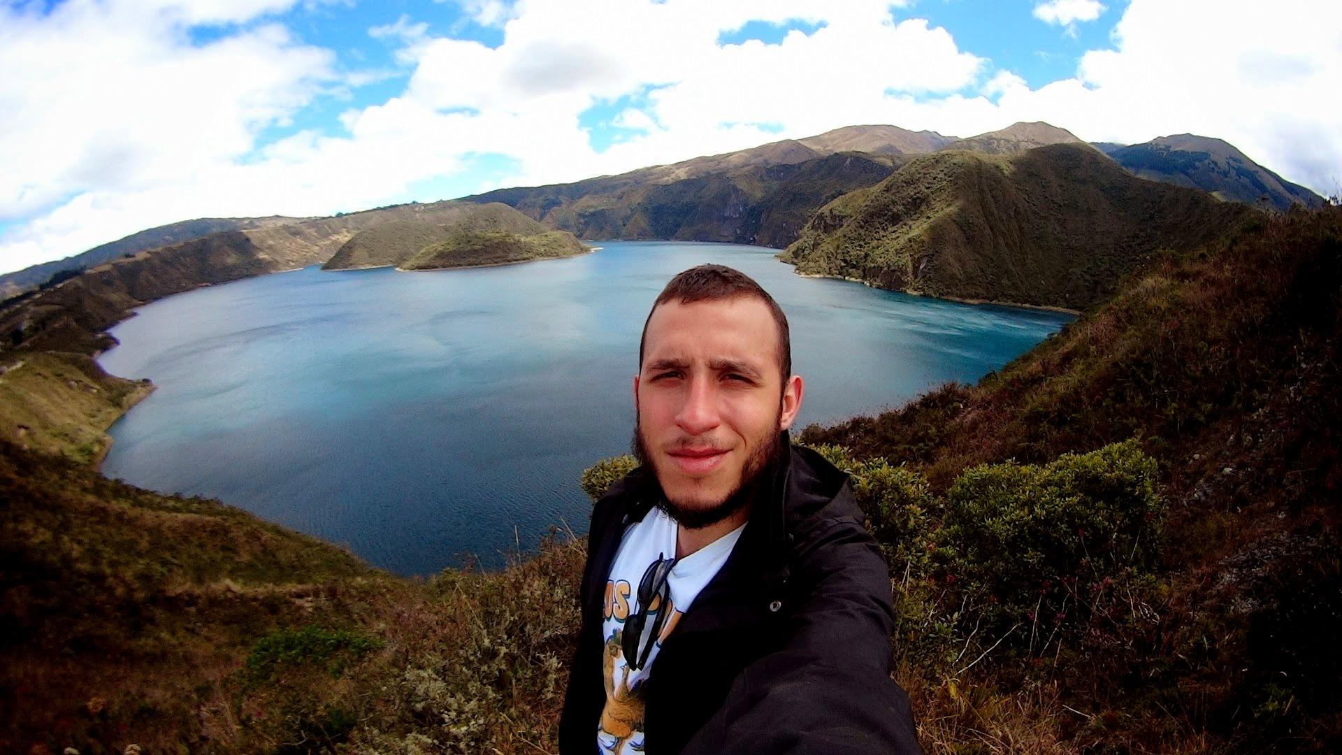 Otavalo - Laguna Cuicocha 18