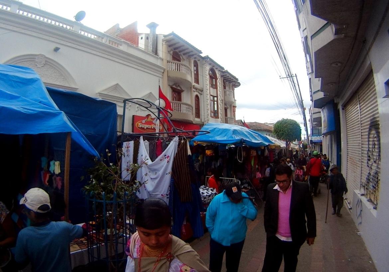 Mercado de Otavalo (não consegui boas fotos no dia)