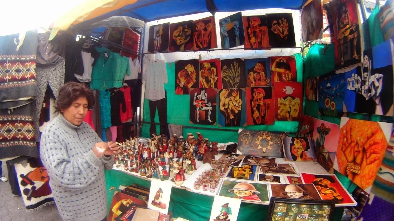 Mercado índigena